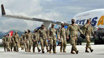 对抗中共 美陆军赴台协助作战训练