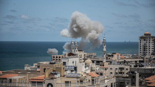 哈馬斯賣慘穿幫視頻熱傳 網民:跟中共學的