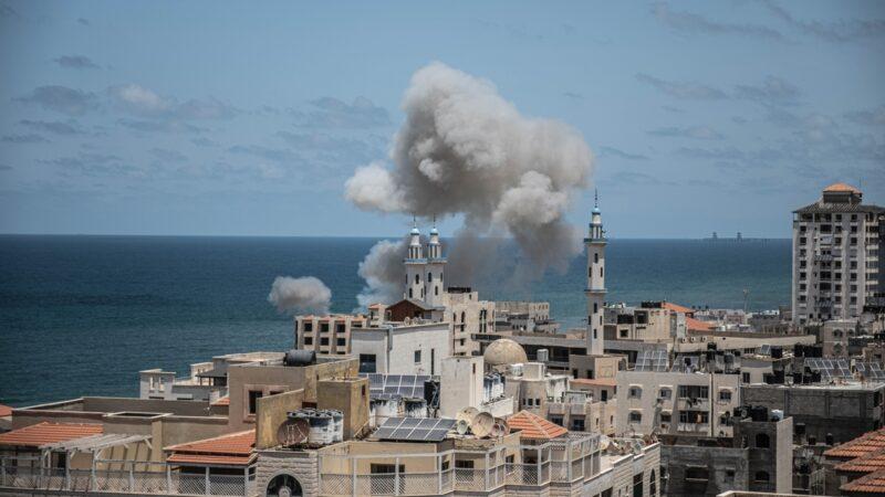 哈马斯卖惨穿帮视频热传 网民:跟中共学的