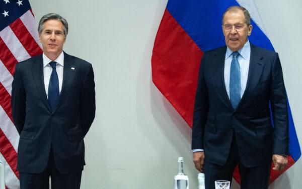 拜登上任以来 美俄高层首在北极面对面会谈