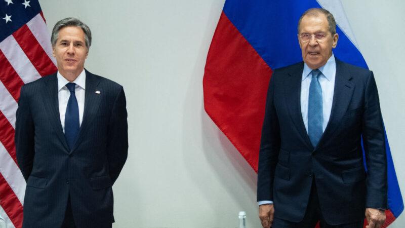 拜登上任以來 美俄高層首在北極面對面會談