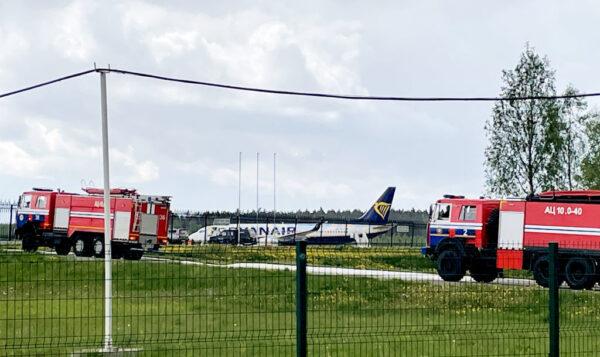 客機炸彈威脅來自哈瑪斯?白俄羅斯甩鍋遭否認