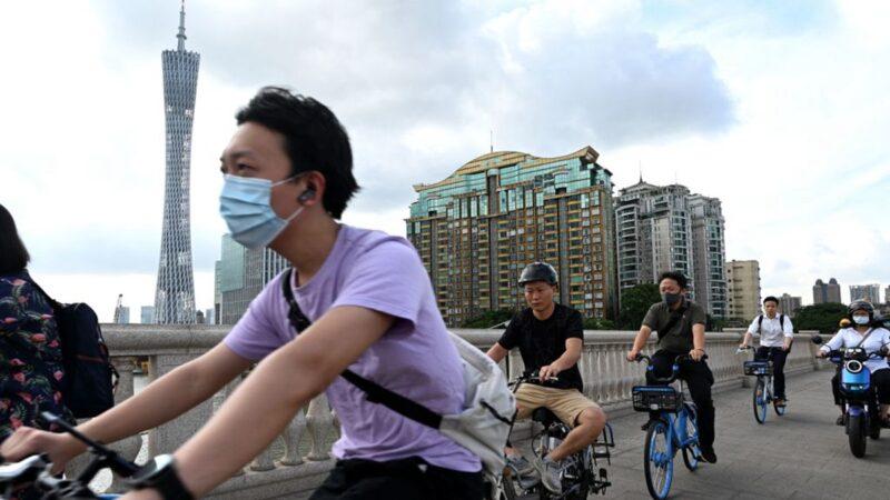 广州11人染疫:病毒传播快 6天传3代