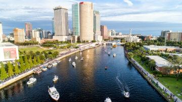 超過3萬人離開紐約 移居佛羅里達州