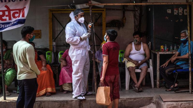 【最新疫情】印度增破41.2萬 美國支持放棄疫苗專利