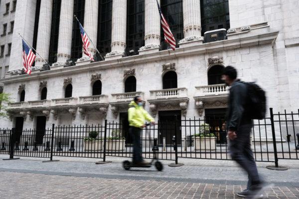 通膨恐緊縮貨幣 美股大跌681點1月以來最慘