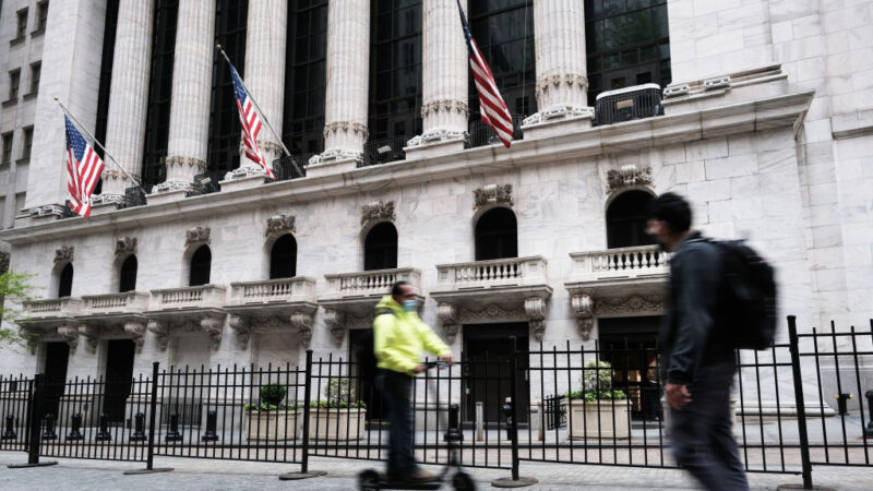 通膨恐紧缩货币 美股大跌681点1月以来最惨