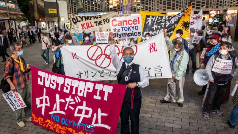東奧官方合作夥伴 朝日新聞社論籲菅義偉停辦
