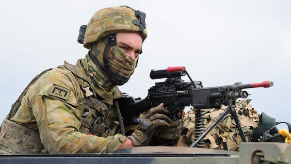 澳洲特種部隊機密報告:極可能與中共爆衝突
