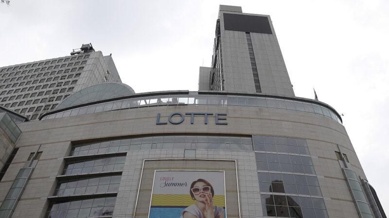 韓國樂天百貨爆員工染疫 食品賣場緊急停業