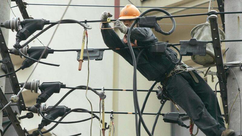 拉閘限電 大陸缺電潮蔓延至華中華北