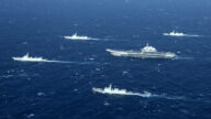 中共海軍有致命弱點!美日可聯手控制海上咽喉點