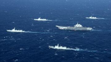 中共海军有致命弱点!美日可联手控制海上咽喉点