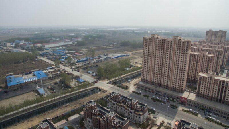 中共嚴限民營房企融資 國企趁機搶占地產市場