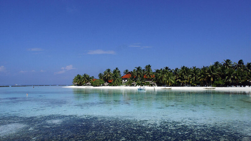 長征五號墜海 距馬爾代夫陸地僅42公里(視頻)
