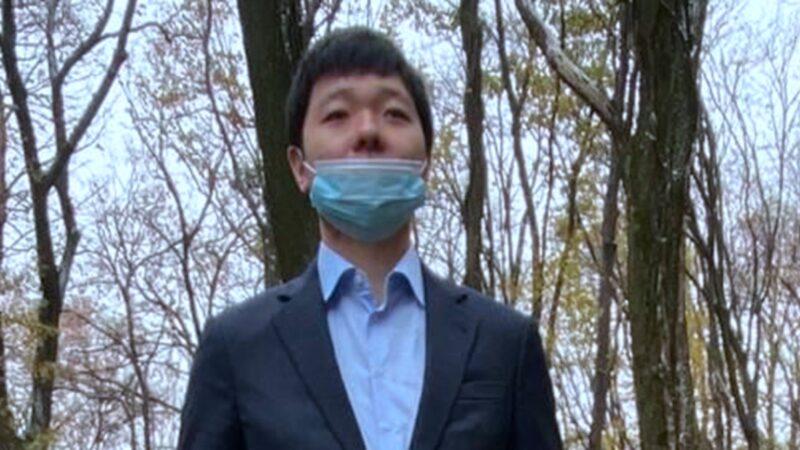 王靖渝赴美中途被劫 面臨遣返中國