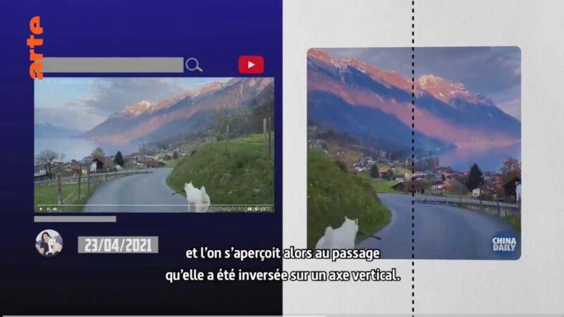 中共官媒推特發旅遊廣告 被抓包盜用瑞士風景片