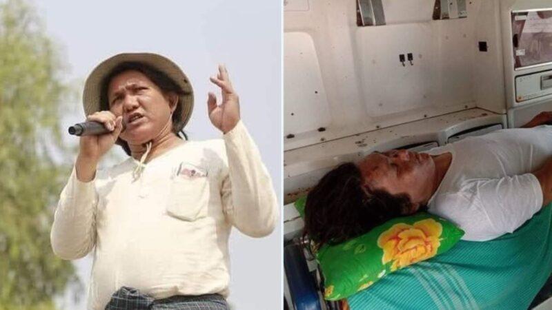 緬甸詩人拘留一夜死亡 妻稱遺體器官已被摘