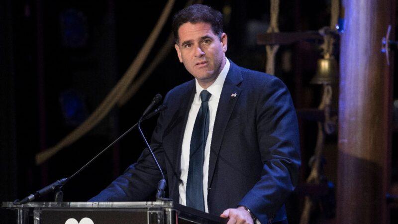 前以色列大使斥媒体:将民主国家等同于恐怖组织