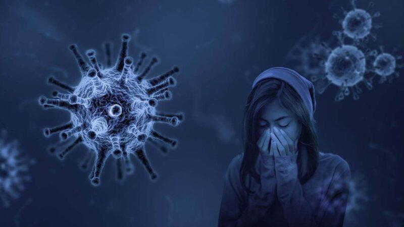 变种中共病毒更致命 半年死亡人数超2020全年