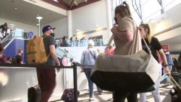 美國殤日長週末 搭機旅客或超200萬人