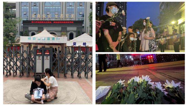 陳思敏:成都49中學生墜亡事件真相是什麼?