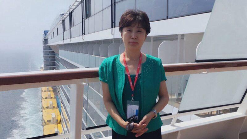 中央党校蔡霞再现 女教授遭围攻被迫关闭微博