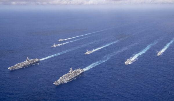 探祕世界各國的真實軍力——美軍有多強(一)