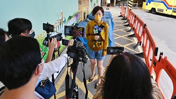 香港記者遇襲 日媒體人:顯示中共懼大紀元