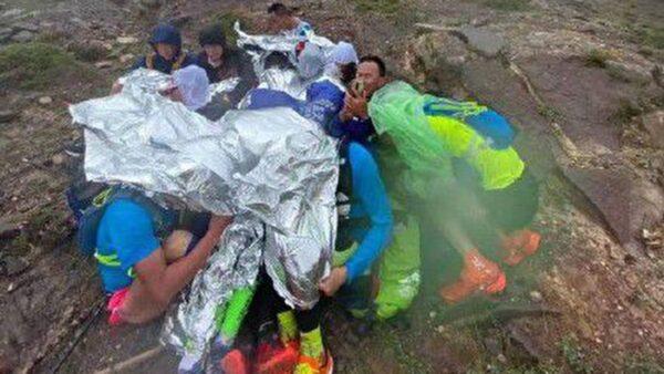 中国马拉松21人丧生惹众怒 遇难者家属连发5问