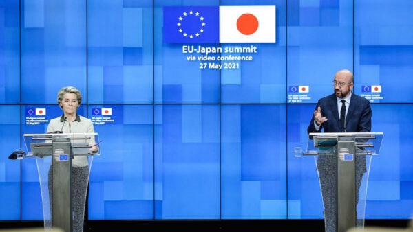 李林一:對歐盟四大誤判 中共覆水難收