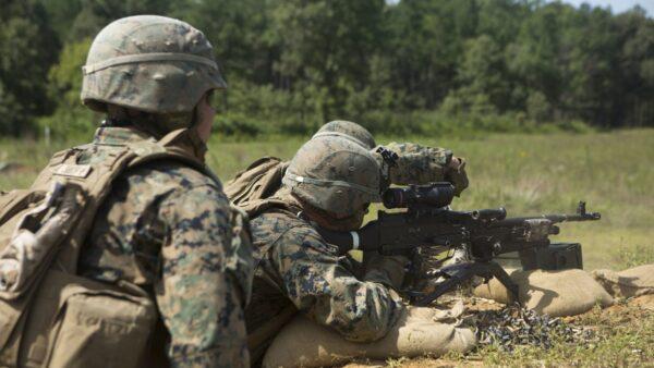 美軍入駐台灣陸軍基地獲證實 中共官方保持沉默