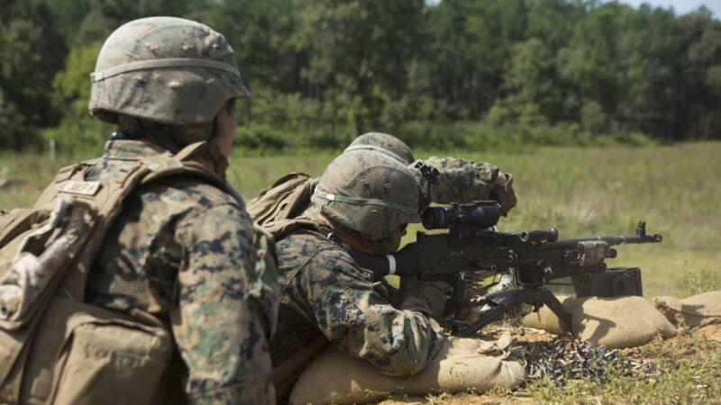 美军入驻台湾陆军基地获证实 中共官方保持沉默