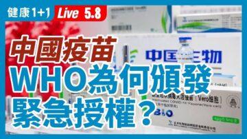 【重播】WHO為何頒發中國疫苗緊急授權?
