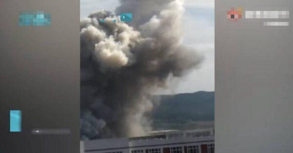 黑龍江一商用建築爆炸 至少7人死傷