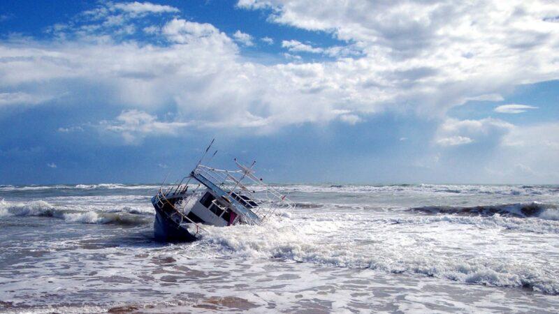 黑龙江发生沉船事故 4人遇难5人失踪