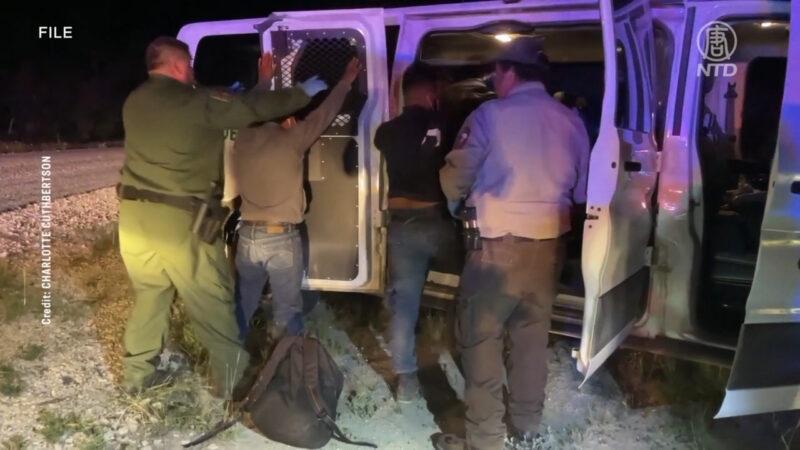 德州警長:非法移民持續闖入 財產損失擴大
