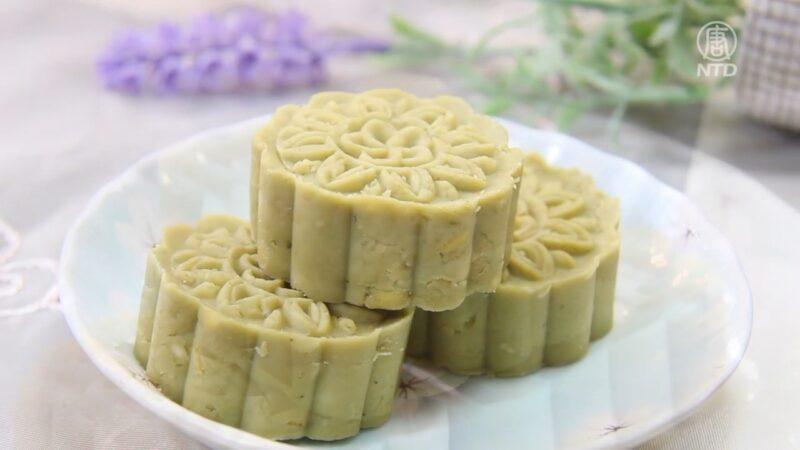 【玉玟厨房】枣泥绿豆糕