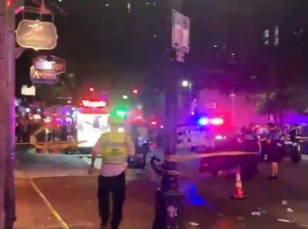 德州奧斯汀爆槍擊案 至少12人中彈(視頻)