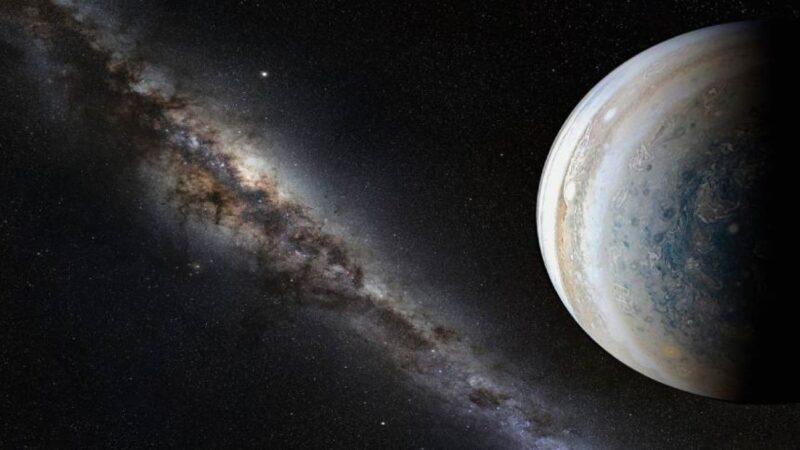 木星的精美佳作——柔韧的火球