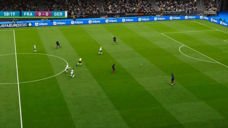 欧洲杯足球赛 中国赞助商引发质疑