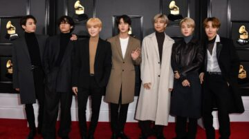 BTS《Butter》连四周Hot 100榜夺冠 日文作创纪录