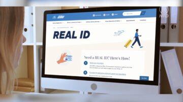 疫情期间更新驾照者 或可免费换成Real ID