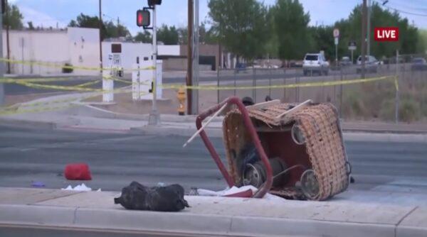 美國熱氣球撞電線墜毀 吊籃內5人全喪命