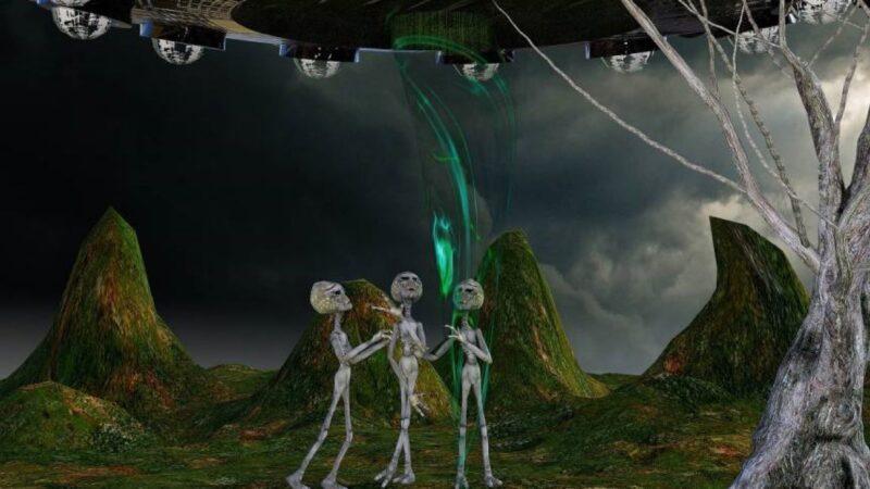 宇宙中存在大量外星文明 科學家:外星人不是有機生命體