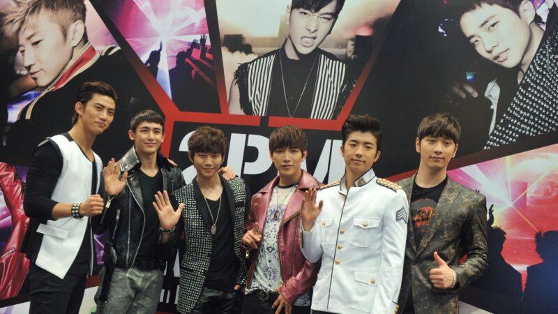 2PM时隔五年全员回归 《MUST》6月28日发行