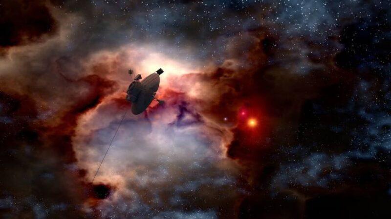 旅行者急速飞向银河系中心 会被外星人捕获吗?