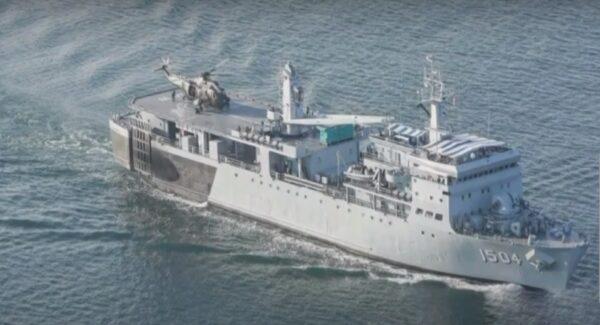 马来西亚军舰爆98人确诊 感染源不明