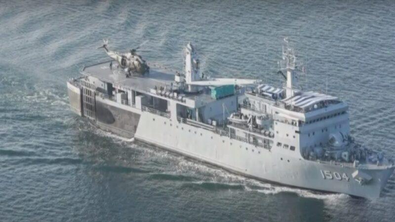 馬來西亞軍艦爆98人確診 感染源不明