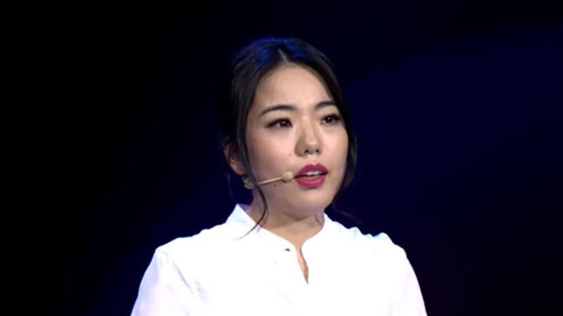 中国女作家蒋方舟遭网友炮轰 中共外交部出面灭火